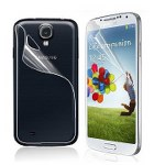 Misc 2 in 1 Screen protector For Samsung S4