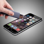 Misc Tempred Glass 2 in 1 for Iphone 6 Plus