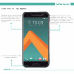 Nillkin Crystal Screen Protector For HTC 10