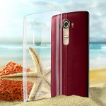 Fashion LG G4 Ultra Thin Transparent Case