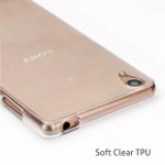 Fashion Sony Z3 Compact Ultra Transparent Case