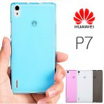 Misc Huawei P7 Jelly Case+Screen Protector